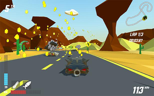 Batmovil Motor Strike