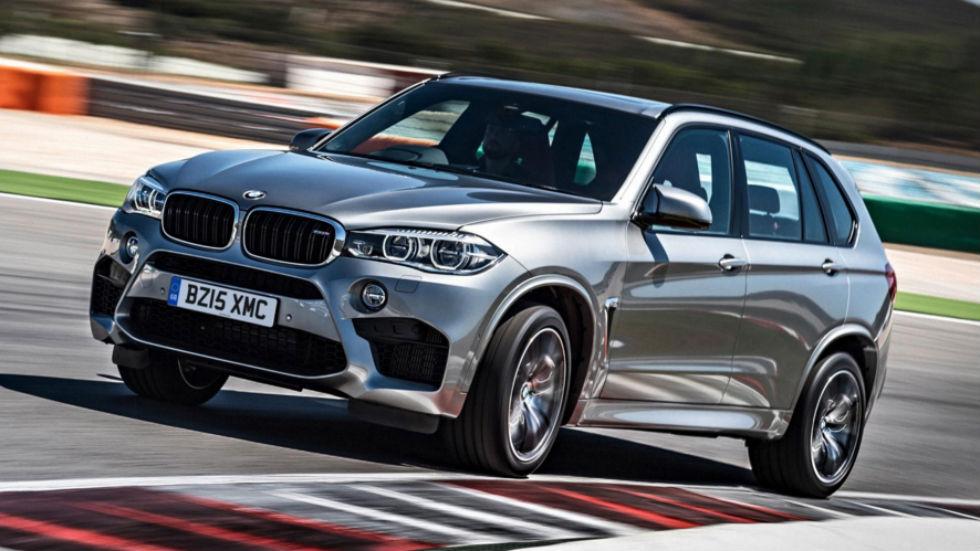 BMW X5M y X6M