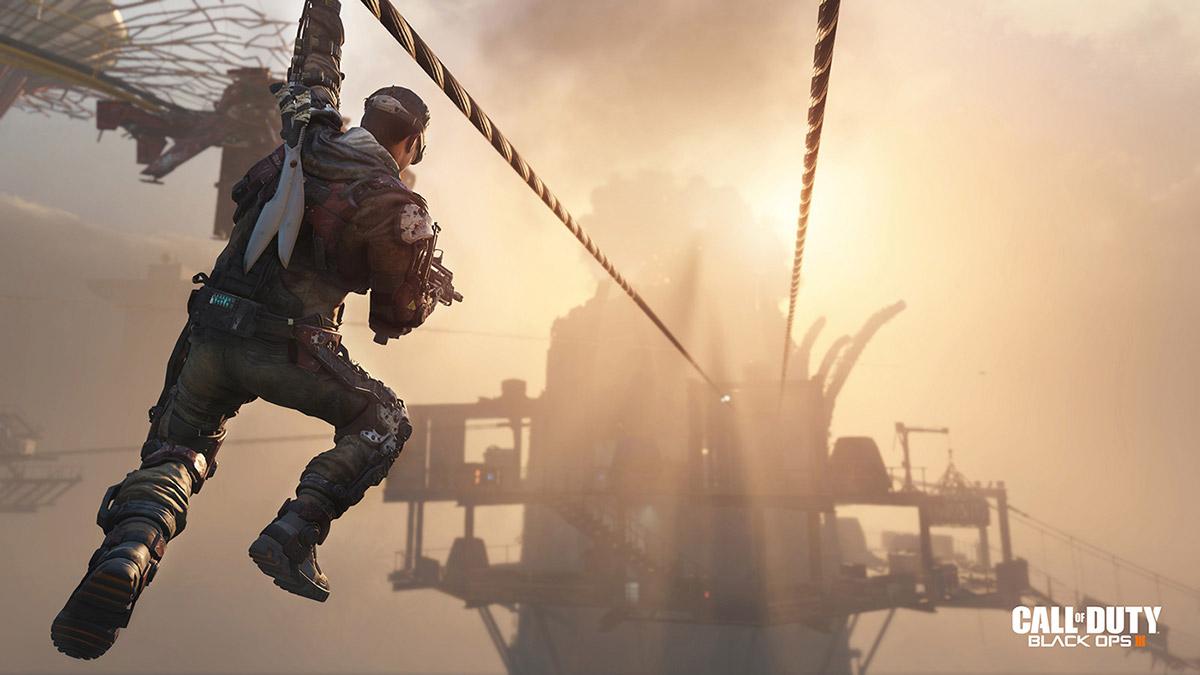 Call of Duty Black Ops 3 - diciembre 2015