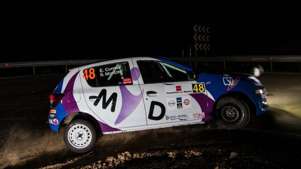 Dacia Sandero Rally Cup