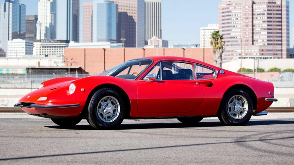 Ferrari Dino 206 GT.