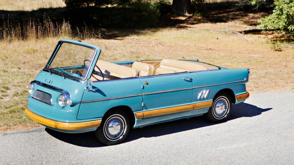 Fiat 600 Mirafiori.