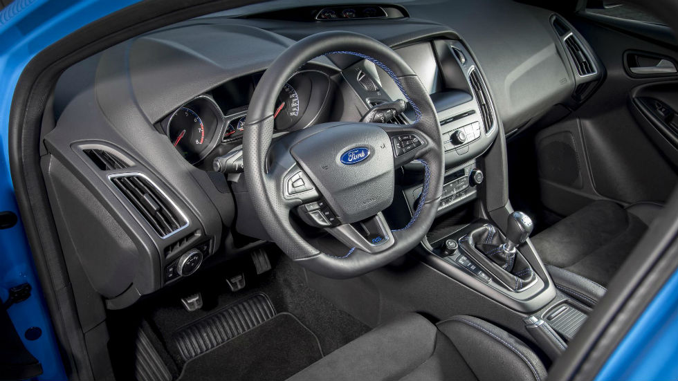 Ford Focus RS Interior