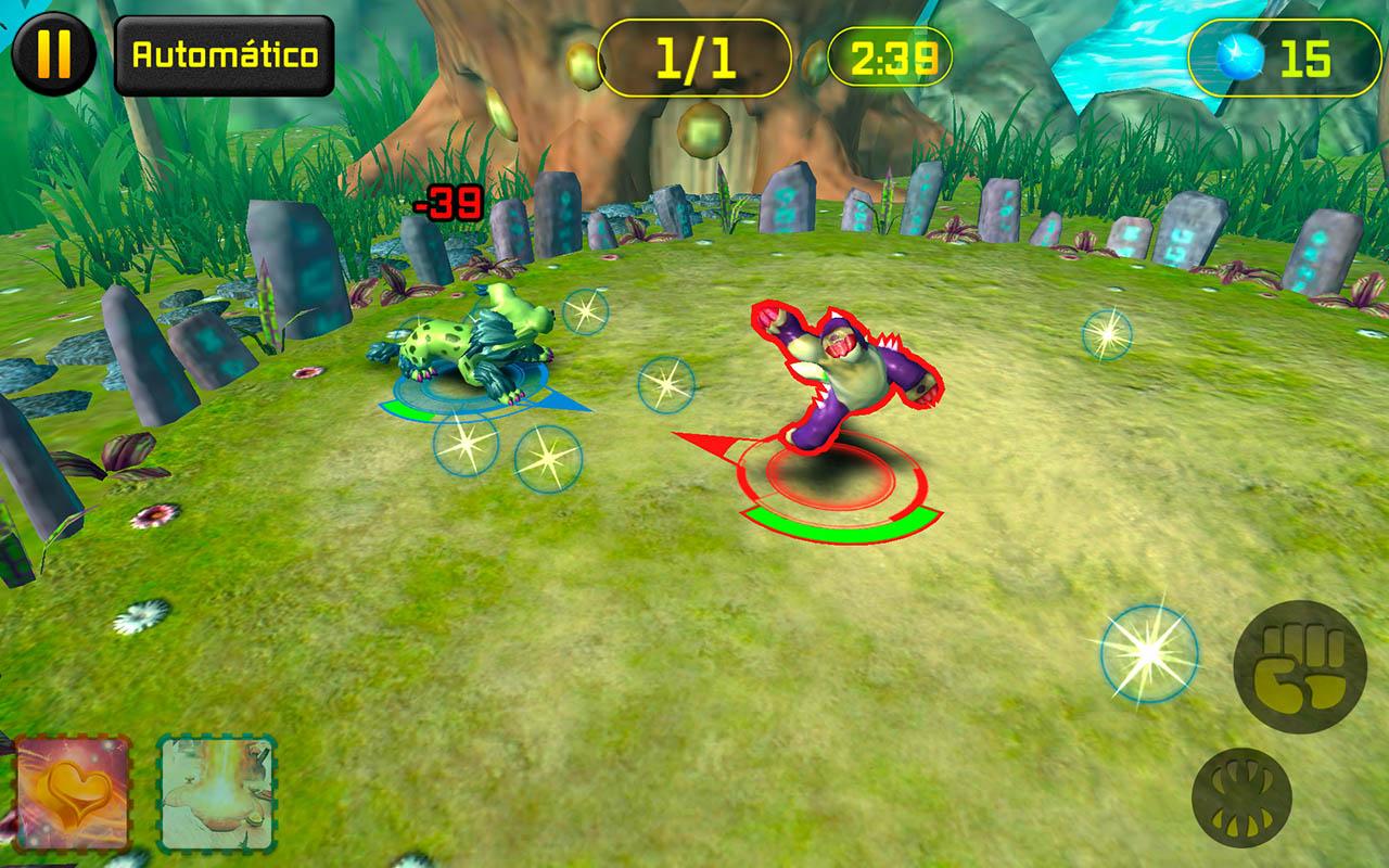 Invizimals batalla de cazadores impresiones 2