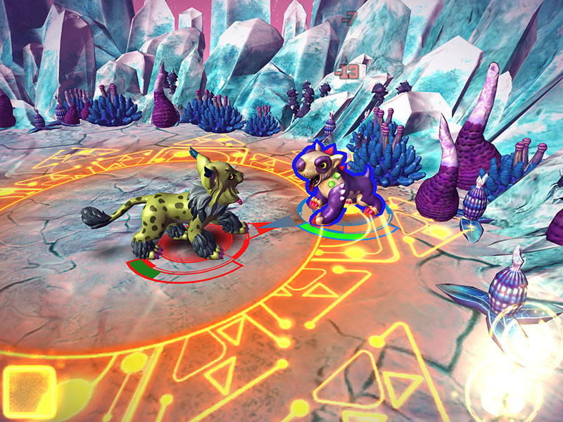 Invizimals: Batalla de cazadores ya disponible 2