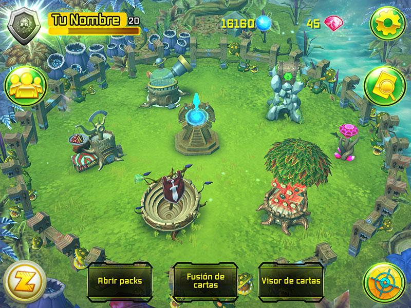 Invizimals: Batalla de cazadores ya disponible