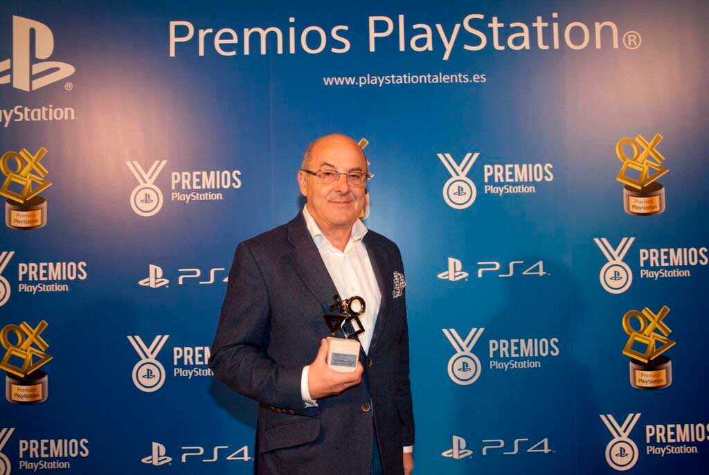 James Armstrong Premios