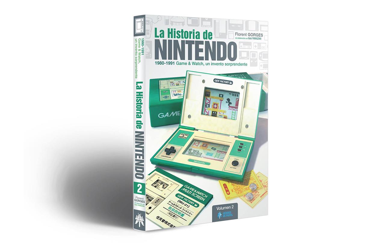 Libro La Historia de Nintendo Vol.2