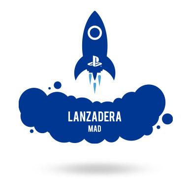 Logo Lanzadera MAD
