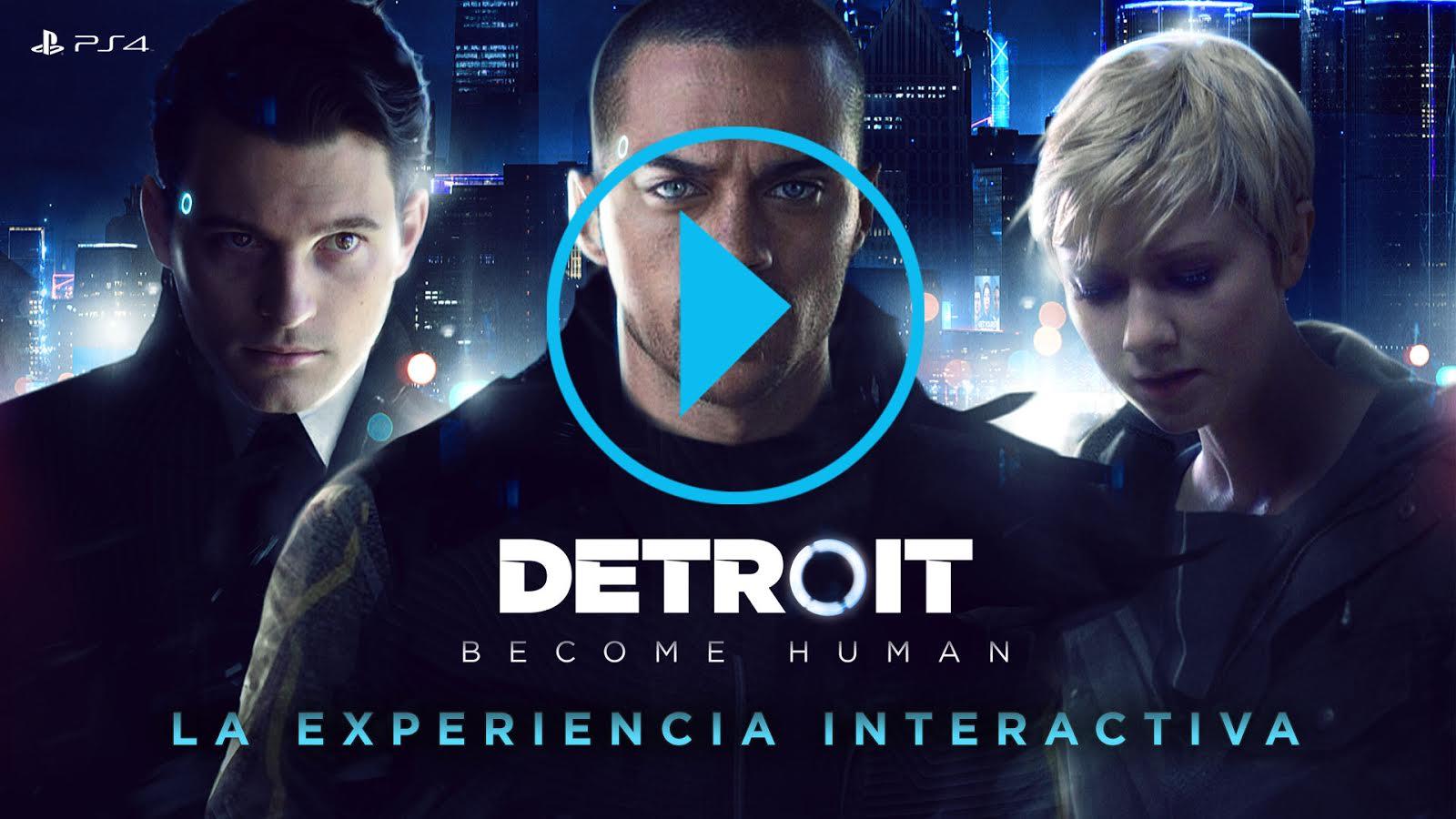 Analisis De Detroit Become Human Juego De Quantic Dream Para Ps4