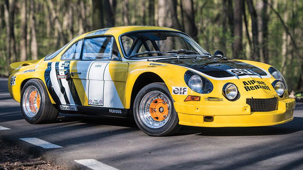 Alpine A110 Grupo 4