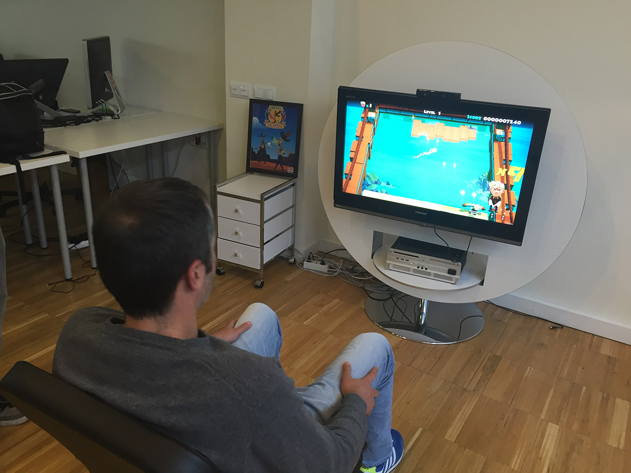 Arcade land entrevista 4