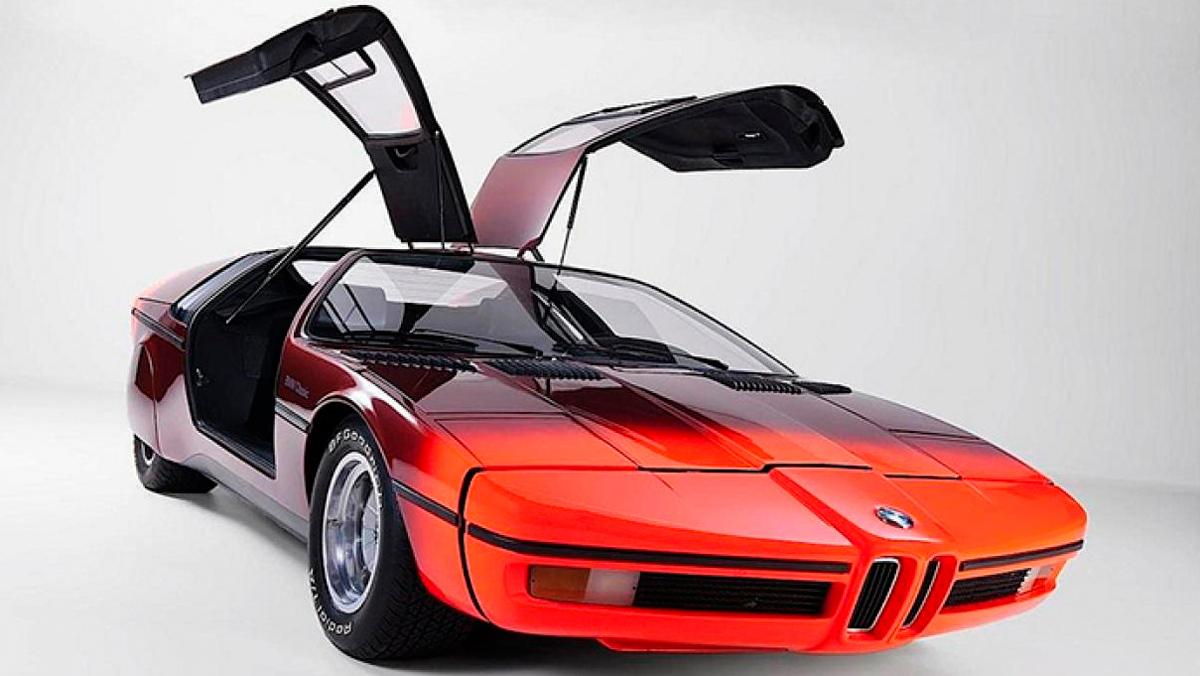 BMW E25 Turbo