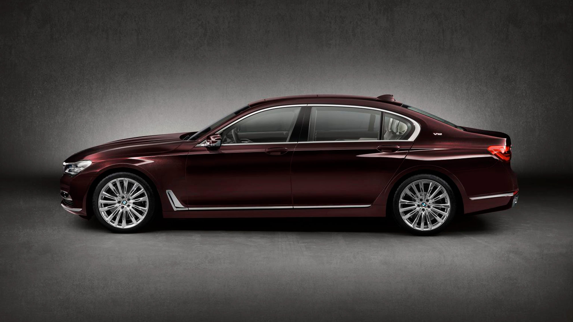 BMW M760Li XDrive Excellence Design