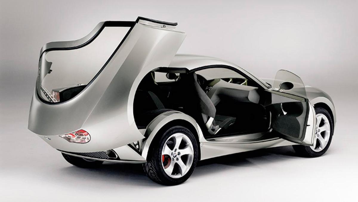 BMW X Coupé Concept