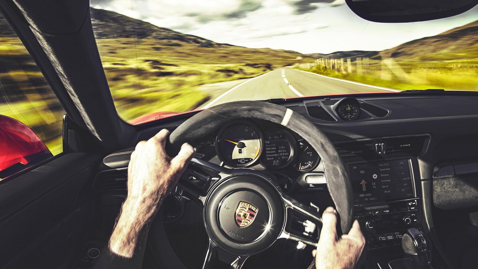 Un Porsche GT3 RS seguirá siendo automático: ¡manos en el volante siempre!