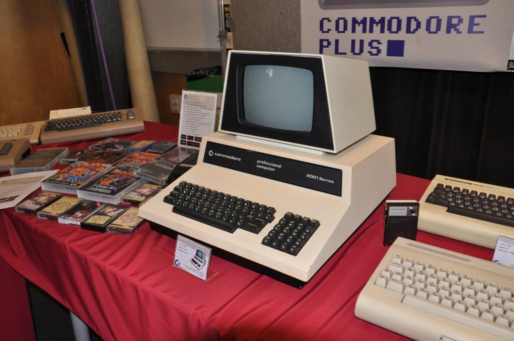 Diferentes ordenadores en ExploraCommodore