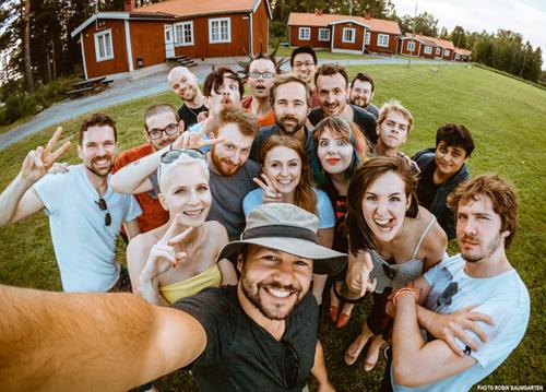 Foto de grupo de Stugan 2015