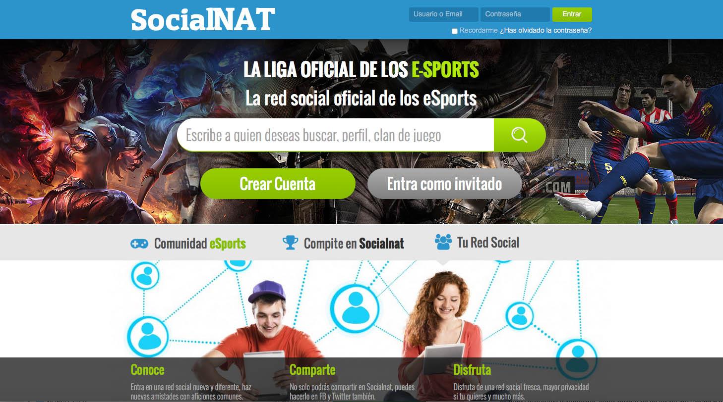 Game SocialNAT