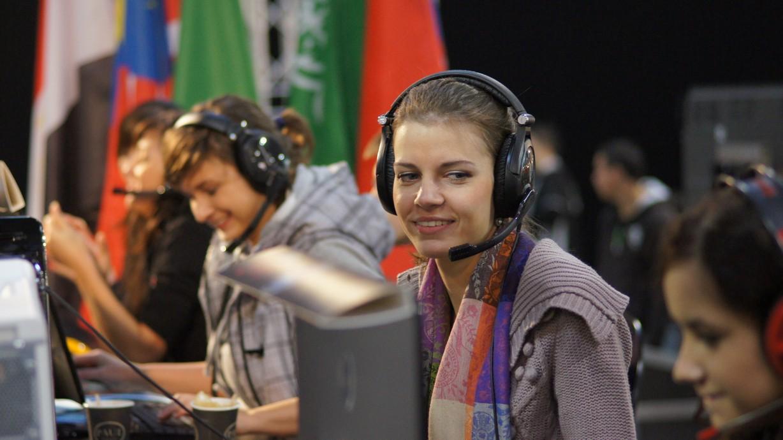 Incremento de mujeres en competición de videojuego