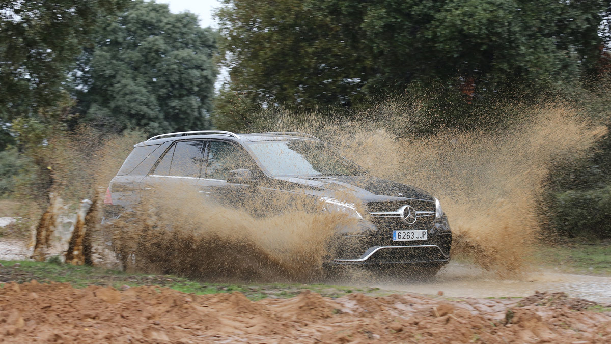 Mercedes GLE 63 AMG vadeo