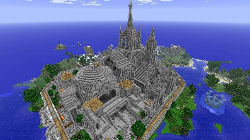 Minecraft puede utilizarse con fines educativos