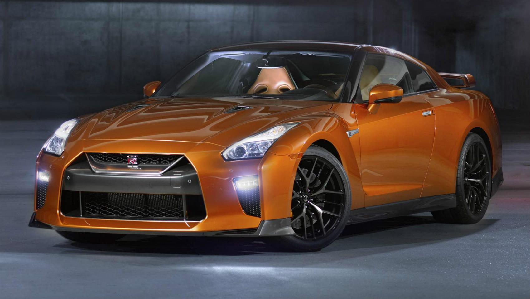 Nissan GT-R 2017 3/4