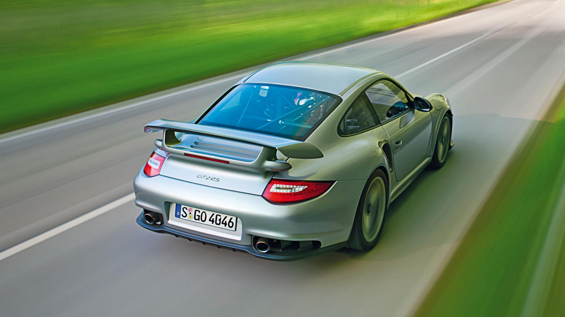 El Porsche 911 GT2 RS iba dirigido a clientes que buscaban un monstruo