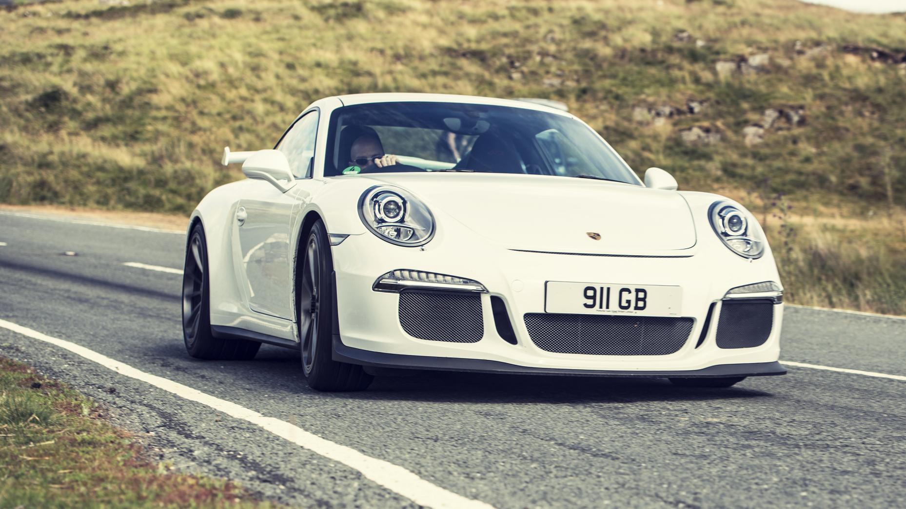 El Porsche 911 GT3 igual tiene las horas contadas
