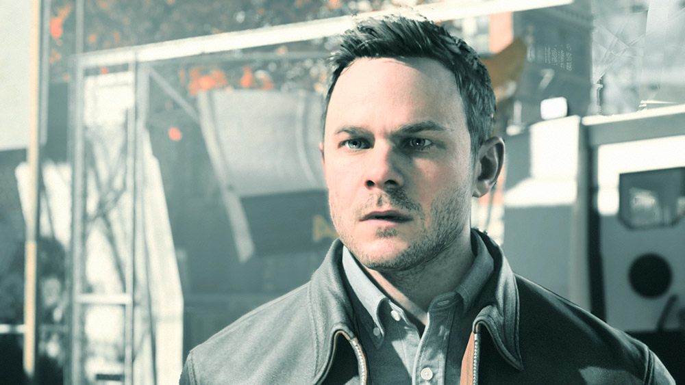 Quantum Break - Jack Joyce
