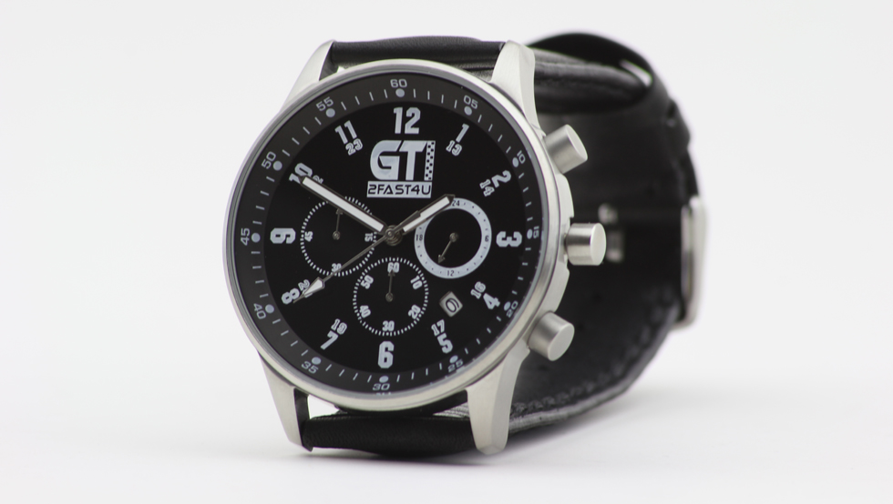 Reloj Golf GTI 40