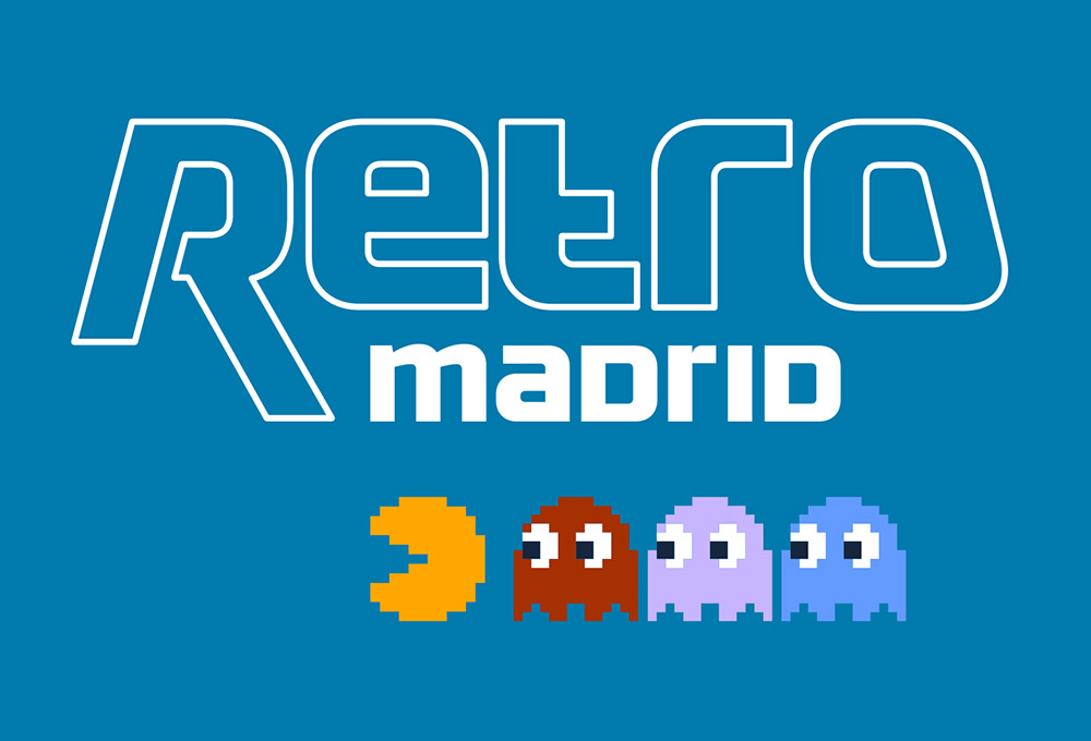 RetroMadrid - logo