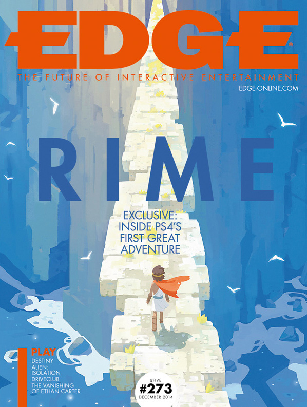 Rime affair portada Edge