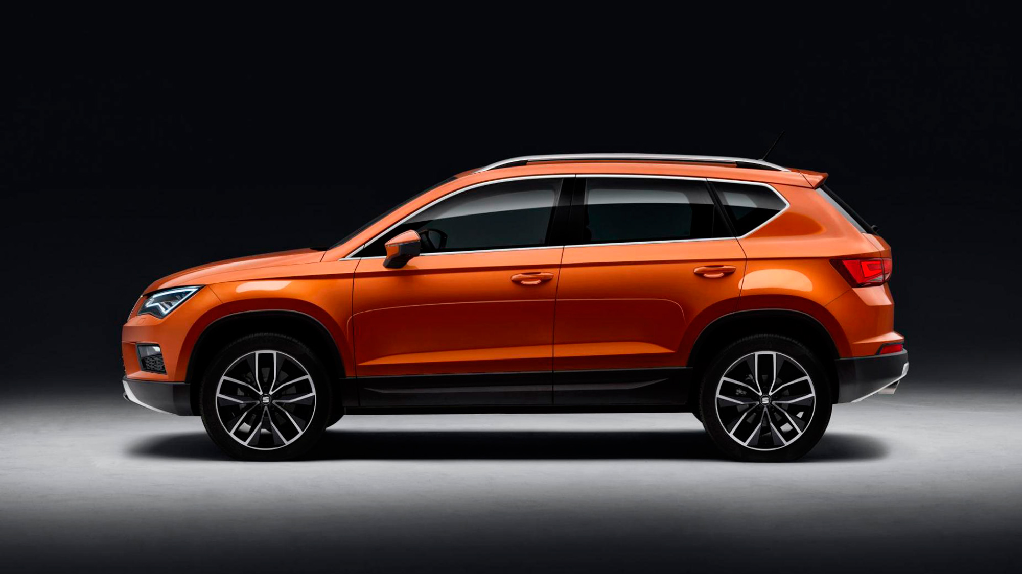 Seat Ateca, lateral