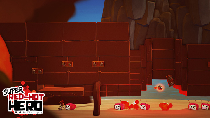 Super Red Hot Hero nuevas imágenes 5