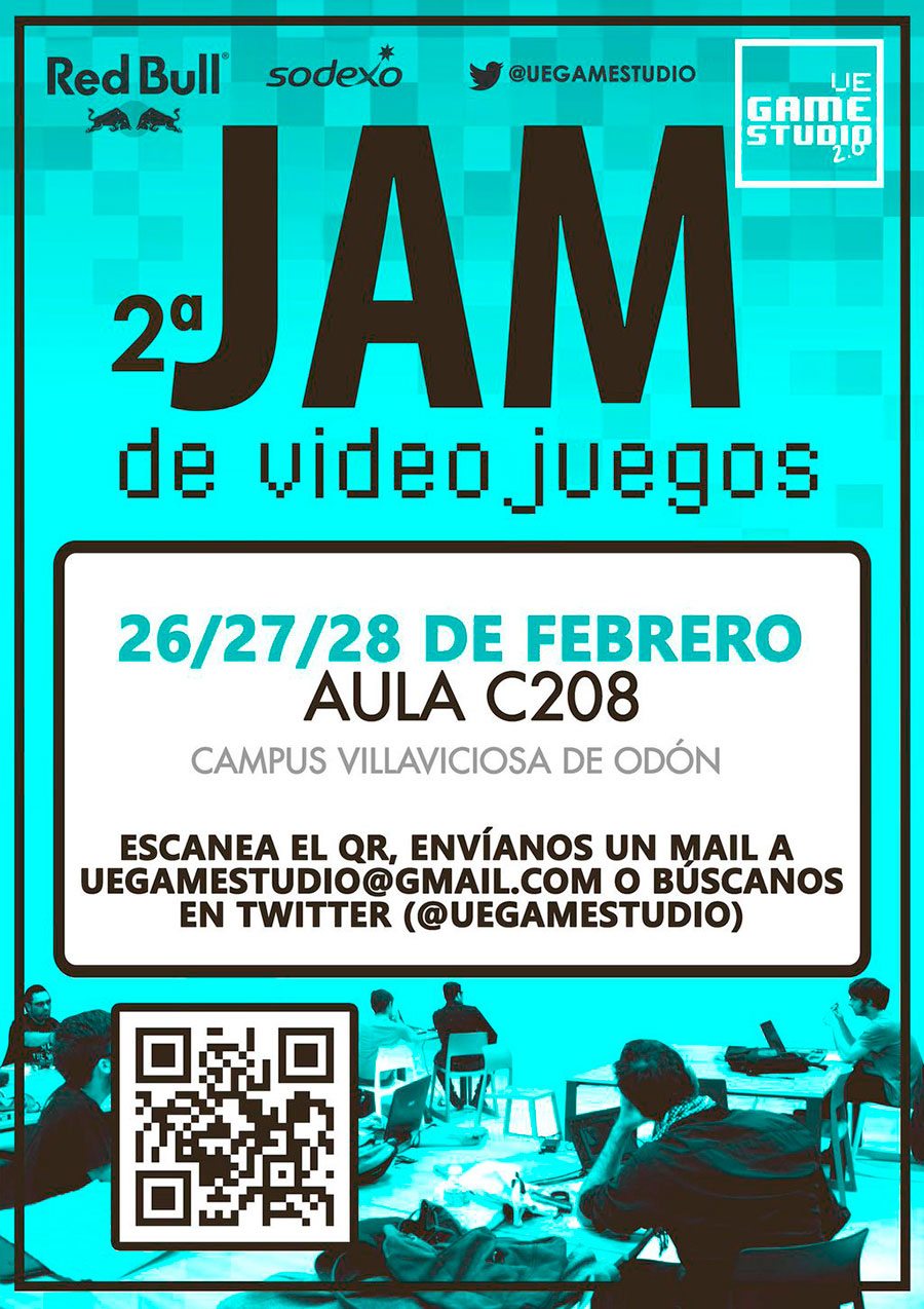 UE Game Studio - Segunda jam