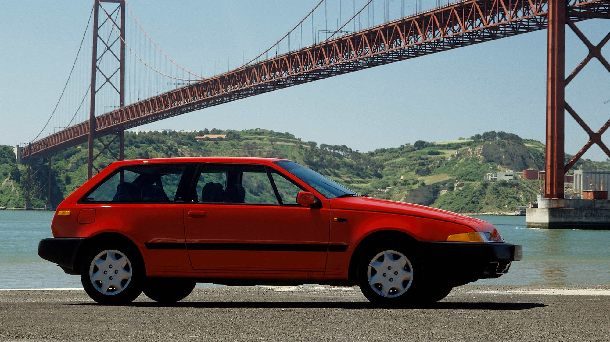 Volvo 480 ES 30 aniversario lateral