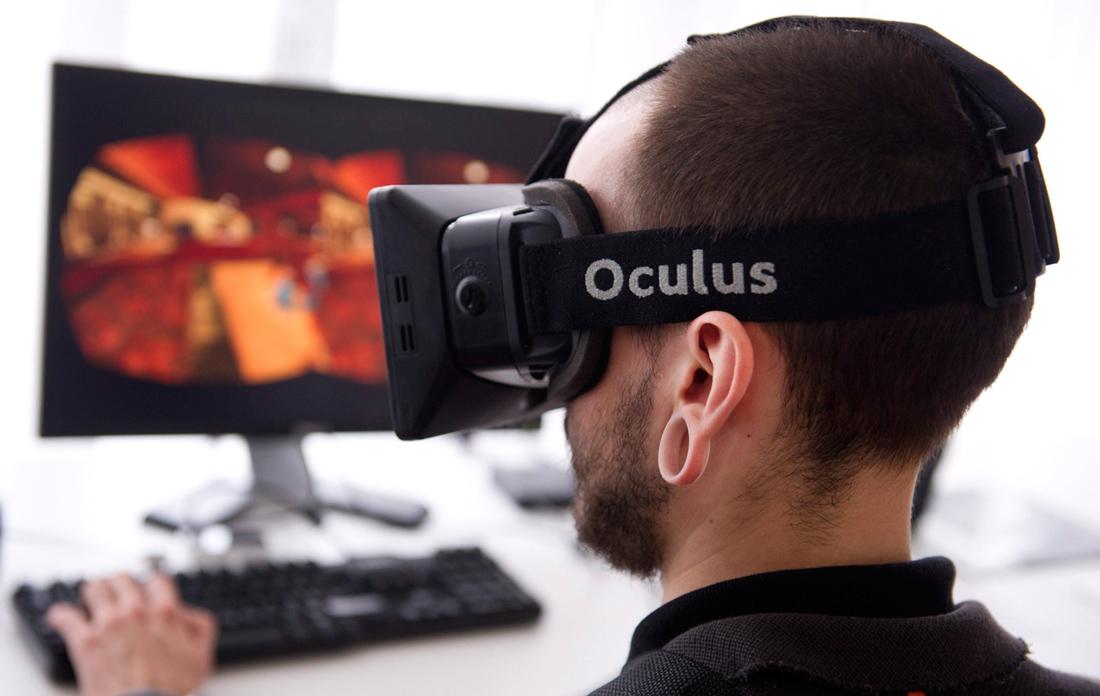 Oculus Rift llegará en 2016 tras ser comprado por Facebook