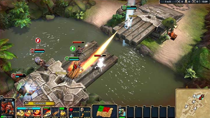 Pirates: Treasure Hunters 01