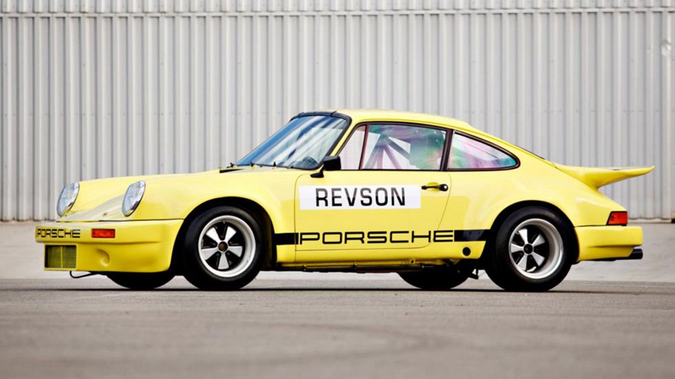 Porsche 911 Carrera IROC RSR.