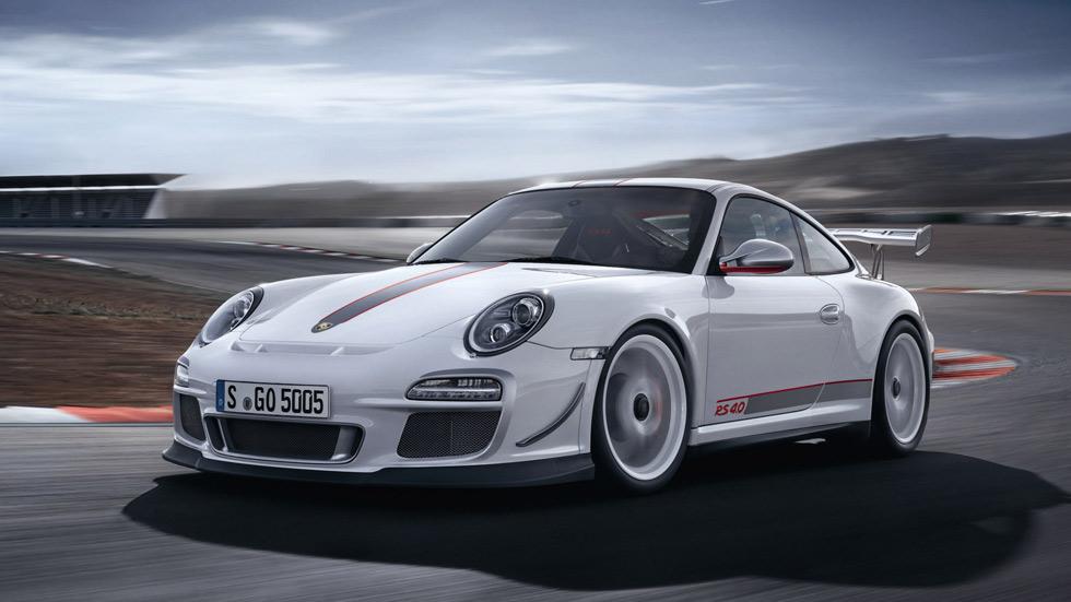 Probablemente el Porsche 911 GT3 tendrá caja manual