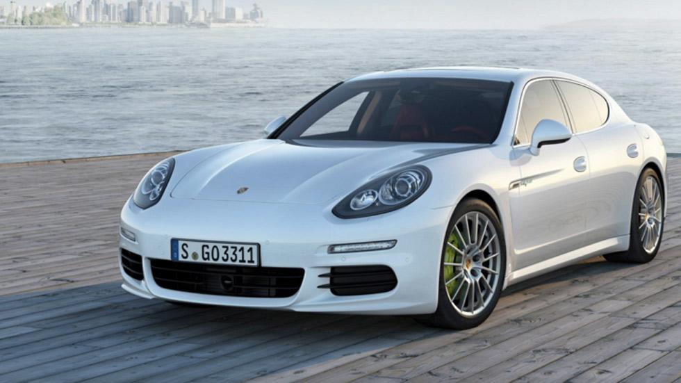 Porsche Panamera S E Hybrid