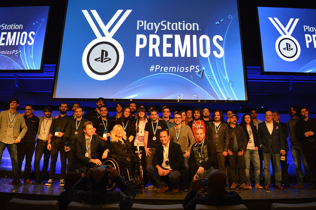 Premios PlayStation finalistas