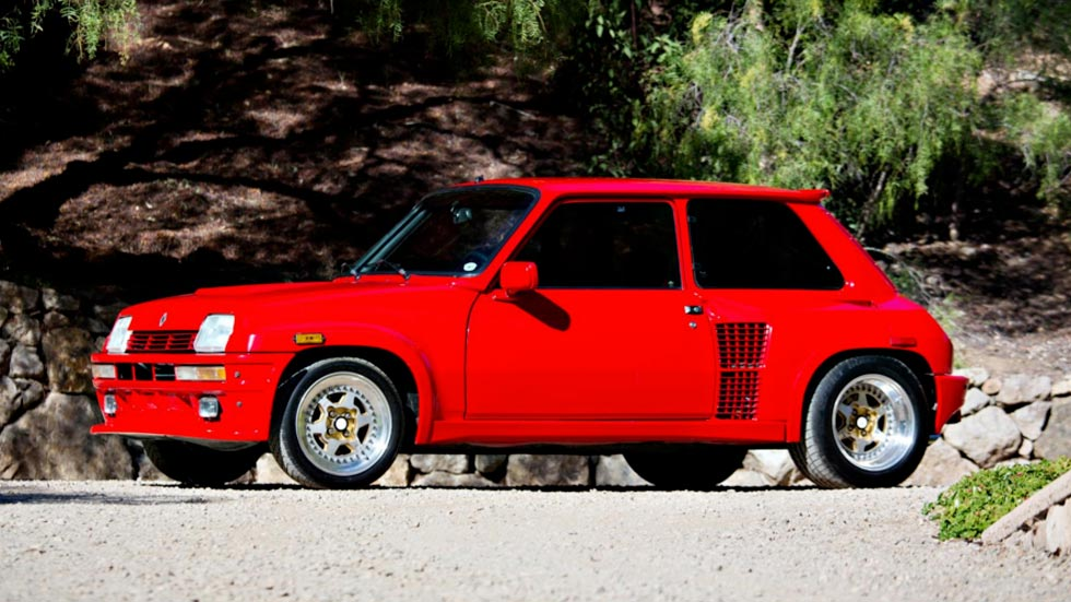Renault 5 RS Turbo.