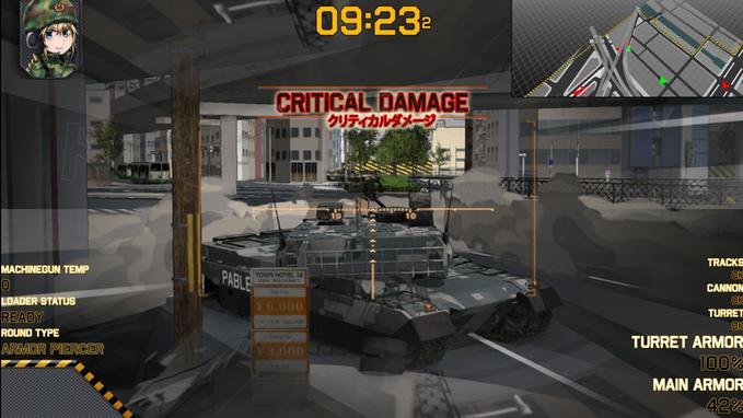 Tokyo Warfare - captura