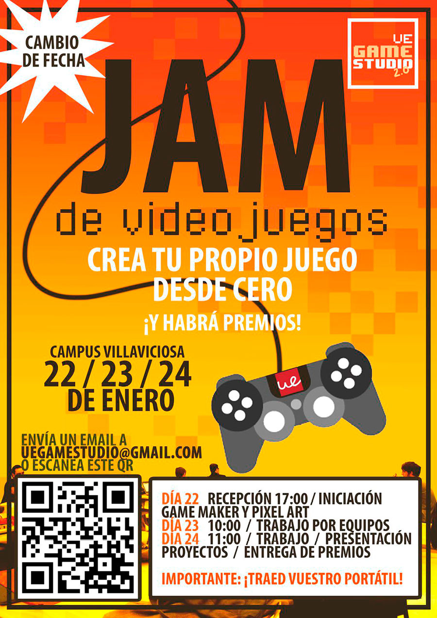 UE Game Studio - Game Jam